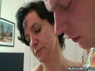 Порно Пожилая Мать И Сын