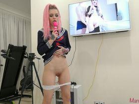 Порно онлайн в трусиках на телефон, упитанные дамы эротика