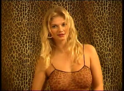 Безотказная Сексуальная Блондиночка